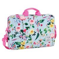 SAFTA - sac d'ordinateur portable Vicky Martin Berrocal Garden