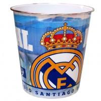 CYP BRANDS - C Y P Poubelle du Real Madrid c.f. 23,6x 24x 23,6cm
