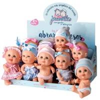 BERJUAN - Berjuan poupée bébé Pecosete 20 cm