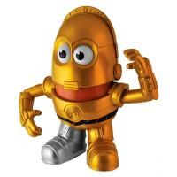 DISNEY - Hasbro Monsieur Patate Star Wars C3PO Figurine, 801452502728, Multicolore, Taille Unique