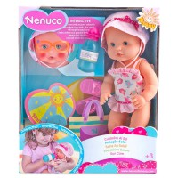 FAMOSA - Nenuco Poupée-Sunny, 700014049