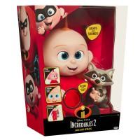 JAKKS PACIFIC - Incredibles 2 Disney Indestructible, 76613, Autre, Norme figurine