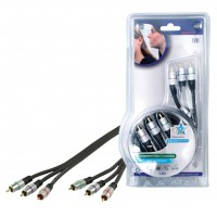 CABLE COMPONENT VIDEO YUV HQ - 1.5m