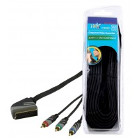 CABLE DE CONVERSION VIDEO ANALOGIQUE HQ - 2.5m