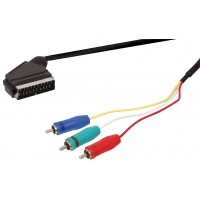 CABLE VIDEO COMPONENT - 1.5m
