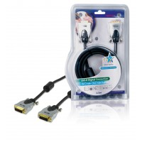 CABLE D'EXTENSION DVI-D DUAL LINK HAUTE QUALITE - 2.50m