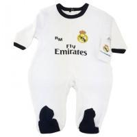 REAL MADRID - Pyjama Bébé 90 Real Madrid Fly Districts Blanc