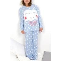 AZNAR INNOVA - Clouds polar tween pyjama