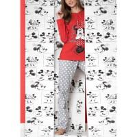 DISNEY - Pyjama adulte Disney Minnie Sports