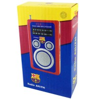 SEVA IMPORT - FC Barcelona radio AM / FM