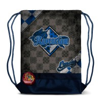 KARACTERMANIA - Karactermania Harry Potter Quidditch Ravenclaw-Storm Drawstring sac Sac à Cordon, 47 cm, Bleu (Blue)