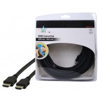 CABLE AUDIO/VIDEO NUMERIQUE BASIQUE HQ - 10m