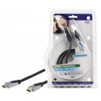 HQ câble HDMI® haute vitesse haute qualité 1.00 m