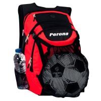 PERONA - Perona Champions Sac à Dos Loisir, 44 cm, 1 litre, Rouge (Rojo)