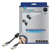 CABLE HDMI HIGH SPEED AVEC ETHERNET - 20m