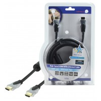 CABLE HDMI HIGH SPEED AVEC ETHERNET - 3m