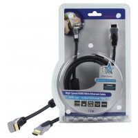 CABLE HDMI HIGH SPEED AVEC ETHERNET HQ - 1.5m