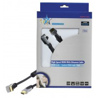 CABLE HDMI HIGH SPEED AVEC ETHERNET - 10m