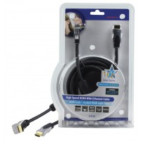 CABLE HDMI HIGH SPEED AVEC ETHERNET - 5m