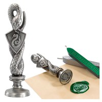 NOBLE COLLECTION - Harry Potter Tampon à cacheter Slytherin 10 cm