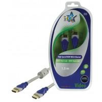HQ câble HDMI haute vitesse mâle 19P - mâle 19P