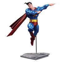 DIAMOND SELECT - DC Comics tous les nouveaux métallique Superman par Frank Miller Statue