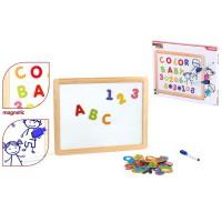 PLAY & LEARN - COLORBebe Ardoise Tableau magnétique