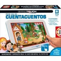 EDUCA BORRAS - Educa Touch–J'apprends à raconter des histoires 30.2 x 23.4 x 6.1