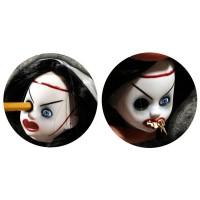 MEZCO TOYS - Living Dead Dolls The Stylocil SharStyloer: Bride of Valentine - poupée morte vivante