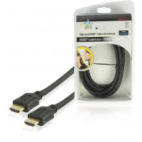 HQ câble HDMI® haute vitesse avec Ethernet connecteur HDMI® - connecteur HDMI® 2.50 m