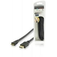 HQ câble HDMI® haute vitesse avec Ethernet connecteur HDMI® - mini connecteur HDMI® 1.50 m