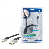 CABLE HDMI HIGH SPEED HAUTE QUALITE HQ - 2.5m
