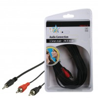 CABLE AUDIO BASIQUE HQ - 10m