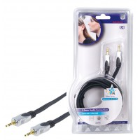 CABLE AUDIO HAUTE QUALITE - 2.5m