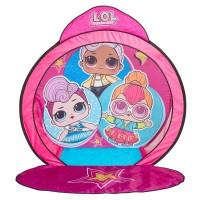 WORLDS APART - LOL Surprise Tente de Jeu Pop-up Podium pour défilé, 167LSP, Pink