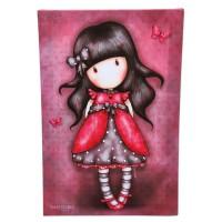 SANTORO LONDON - Gorjuss Ladybird toile decoration