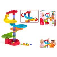 PLAYGO - PlayGo Tour spirale de boules Spirale 5 hauteurs