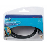 CABLE DE CONVERSION AUDIO ANALOGIQUE HQ - 0.75m