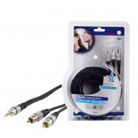 CABLE AUDIO HAUTE QUALITE HQ - 10m