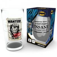 GB EYE - GB Eye LTD, DC Comics, The Joker, Verre à bière