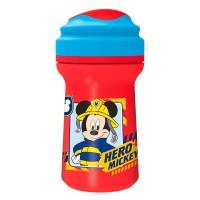 STOR - Disney Mickey bébé gobelet de qualité supérieure avec couvercle