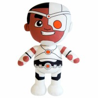 WARNER BROS. - peluche jouet DC Cyborg 30cm