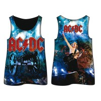 STOR - AC/DC adult t-shirt TAILLE S