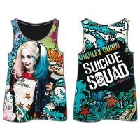 WARNER BROS. - DC Comics Harley Quinn T-Shirt pour Femme
