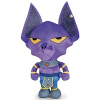 PLAY BY PLAY - Dragon Ball Super Beerus Peluche toy 24cm