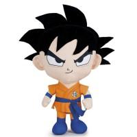 Jouet de PLAY - Dragon Ball super Goku jouet en peluche noire 36cm