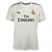 REAL MADRID - Real Madrid junior t-shirt blanc