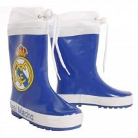 REAL MADRID - Bottes d'eau du Real Madrid bleu fermeture réglable