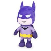WARNER BROS. - Batman DC jouet en peluche violet 35cm