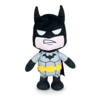 WARNER BROS. - Batman DC gris, grey toy Peluche 35cm